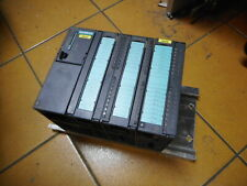 SIEMENS S7-300 313C CPU with MEMORY CARD and I/O Module -- 6ES7313-5BG04-0AB0