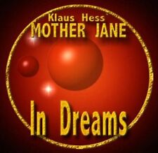 CD Klaus Hess' Mother Jane (Jane) - In Dreams Krautrock new sealed