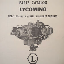 Lycoming avionics navcoms ebay lycoming go 480 b series engine parts manual sciox Image collections