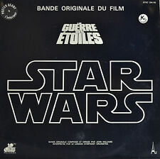 "Star Wars - LA GUERRE DES ETOILES - John Williams 12 "" 2 LP (Q388)"