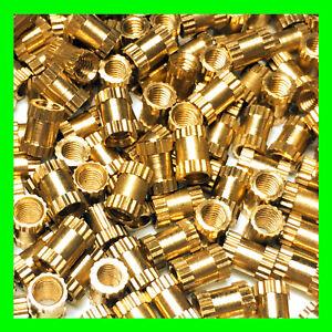 Einpressmutter M2 M3 M4 M5 Einschlagmutter Rändelmutter Gewindeeinsatz M 2 3 4 5