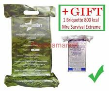 Military Russian Army Food Ration Daily Pack Emergency Meal + Gift Survival Mre