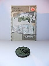 47mm tipo 1 antitanque pistola, Axis & Allies-Base Set, 43/48, Tarjeta C/W