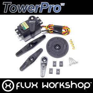 TowerPro MG968 Digital Servo Motor 22kg/cm 4.8V 180 Futaba JR Flux Workshop