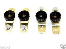 (4) Battery Link Terminal Quick Cut-off Disconnect  Kill Shut Switch Side Post