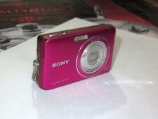 Sony Cyber-shot DSC-W320 - Cámara digital Rosa