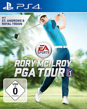 Sony PS4 Playstation 4 Spiel * EA Sports Rory Mcilroy PGA Tour 2015 15 2016 16 *