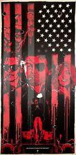 Matt Ryan Tobin Preacher Print Poster Mondo Artist Glow in the Dark