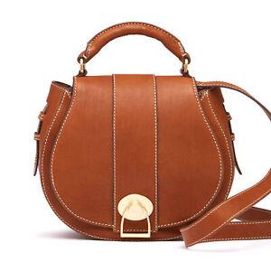 Joules Langton Saddle Womens Bag - Medium Tan One Size