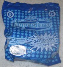 2002 Nintendo Superstars Burger King Kids Meal Toy Egg Hunter Yoshi #9
