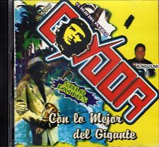 Sonido Condor Con Lo Mejor del Gigante CD No Plastic Seal