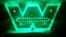 Green LED Badge Back Light to Suit Western Star ( Light Only)