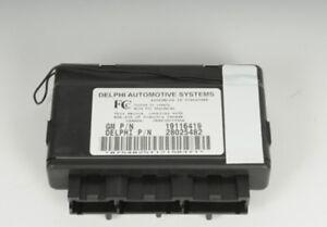New Electronic Control Unit  ACDelco GM Original Equipment  19116419