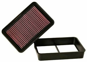 K&N 33-2392 for Mitsubishi Lancer performance washable drop in panel air filter