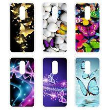 Custodia cover foderino TPU Gel morbida silicone per Wiko -  Design _FA8