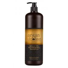 Argan De Luxe Professional Nourishing Shampoo 1000ml by GKMBJ