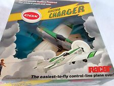 Vintage 1976 Cox Electro Charger rechargeable control line air plane
