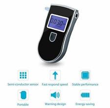 Police Digital LCD Breath Alcohol Tester Breathalyzer At-818 2019 LAST MODEL