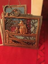Christmas Disney Hallmark Keepsake Winnie Pooh Our Friendship Ornament In Box