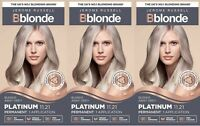 Jerome Russell Bblonde Platinum 11.21 - 3 Pack