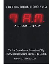 7 AM - A Documentary (1-Disc) NEW DVD