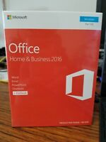 MICROSOFT OFFICE PKC T5D-02776 OFFICE HOME AND BUSINESS 2016