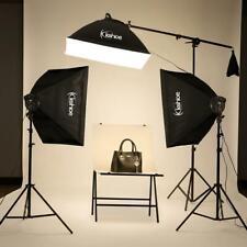 3 x Softbox Professional Reflector Lighting Kit  for Photography Shooting
