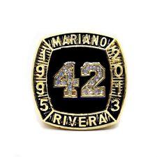 MARIANO RIVERA New York Yankees #42 hall of fame ring SANDMAN US size 11