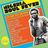 NIGERIA SOUL FEVER! 70S AFRO FUNK,DISCO AND BOOGIE 3 VINYL LP + MP3 NEW+