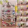 High Quality Earring Display Hanging Holder Metal Rack Stand Jewelry Organizer