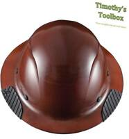LIFT Safety HDF-15NG DAX Natural, Full Brim Hard Hat- NEW