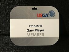 Gary Player USGA Member Golf Bag Tag 2015 - 2016 Augusta Masters Champion