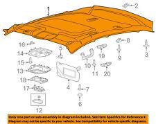 FORD OEM 12-13 Focus Interior-Roof-Headliner CM5Z5451916DA