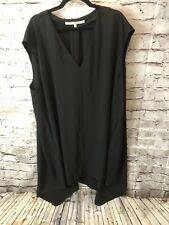 NWOT Rachel Rachel Roy Womens Black Shirt Dress Sheath Size 3x
