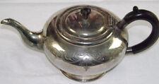 Unbranded Antique Silver Plate Teapots & Sets