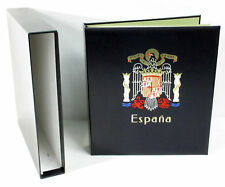 Davo Deluxe Stamp Album: Espana Vol. III (Spain) ^ Standard Binder w/o Pages