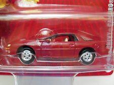 1999 CHRYSLER PT Cruiser With Storage Tin Johnny Lightning Coca-cola 1 64