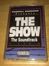 The Show Movie Soundtrack (cassette)