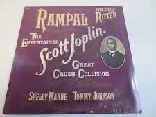 RAMPAL ~ PLAYS SCOTT JOPLIN ~ RITTER MANNE JOHNSON ~ Factory Sealed Vinyl LP