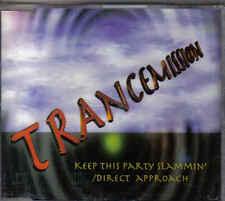 Trancemission-Keep This Party Slammin cd Maxi single eurodance holland