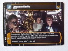 Star Wars TCG - ESB -  Dangerous Gamble 13/210  NM/Mint