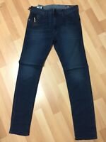 MENS Diesel THOMMER STRETCH DENIM 0686A NAVY BLUE Slim W31 L32 H6 RRP£170
