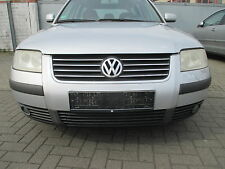 Stoßstage vorne VW Passat 3BG reflexsilber LA7W Stoßfänger silber