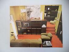 advertising Pubblicità 1971 MOBILI NESPOLI - CARUGO