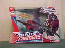 Transformers Animated Voyager Class Starscream Decepticon New MIB 2007 Hasbro