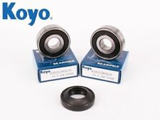 Honda TL 125 1976 Genuine Koyo Rear Wheel Bearing & Seal Kit