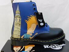 Dr Martens Beavis & Butthead Chaussures 42 Bottes 1460 B&B Edition Limitée UK8