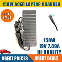 UK 19V 7.89A 150W AC Power Supply Adapter Charger For Acer laptop 5.5 x 1.7mm