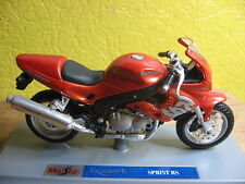 MOTO 1/18 TRIUMPH  955i SPRINT RS ORANGE 2000 MAISTO