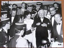 CHARLIE CHAPLIN PHOTO FESTIVAL DE CANNES 1971